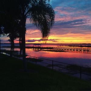 Lake Jackson, Fl Sunset